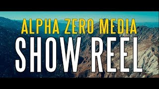 Alpha Zero Media [SHOWREEL 2018]