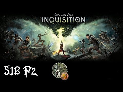 Let's Replay Dragon Age Inquisition ((Warrior)) S16P2: Ancient Puzzles
