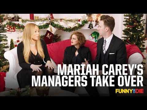 Mariah Carey's Managers Take Over