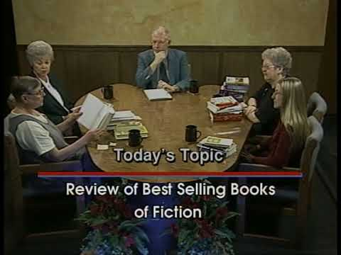 Review of best selling books of fiction