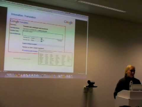 "Google Brussels TechTalk ""Internet Privacy"""