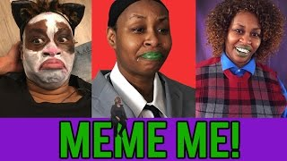 Meme Me!  The Greatest Memes of the Internet, Part 1 - with GloZell