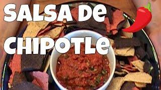 Salsa Picante de Tomate con Chipotle
