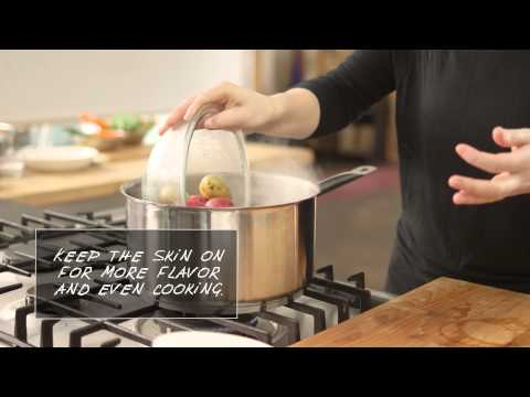 How To Boil A Potato
