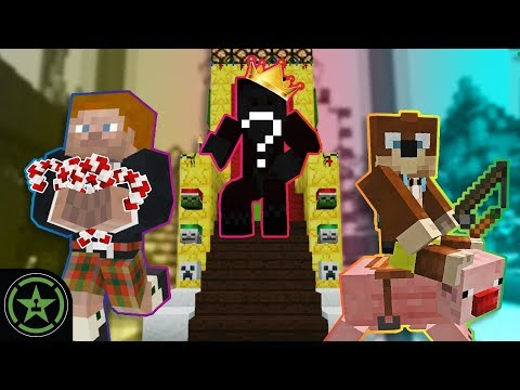 THE NEW KING - Christmas King Part 2 - Minecraft (#345) | Lets Play