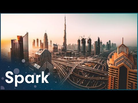 How Dubai Became Home To The World's Tallest Buildings | Magnificent Megacities: Dubai | Spark