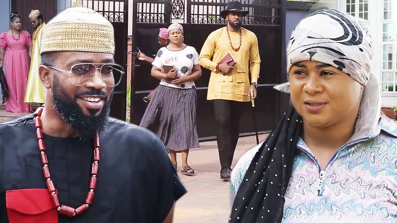Download Marriage With An Outcast Season 7&8 - New Movie'' Frederick Leonard & Uju Okoli 2021 Nigerian Movie