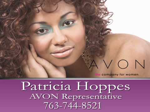 Patricia Hoppes Avon Video | Cosmetics in Camden