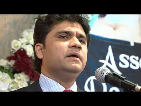 ASSOCIATION OF POETRY & MUSIC GLASGOW POETRY WITH WASI SHAH
