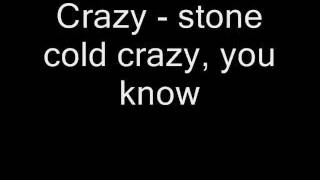 Queen - Stone Cold Crazy (Lyrics)
