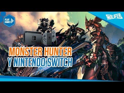 Hablemos sobre Switch y Monster Hunter ¿Futuro incierto? thumbnail