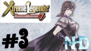 Dynasty Warriors 7: XL(JPN PC)Wang Yi Gameplay#3