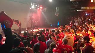 "BOSS Night Munich: Jamie Webster - ""Virgil van Dijk / Liverpool Liverpool"" - 13.03.19"