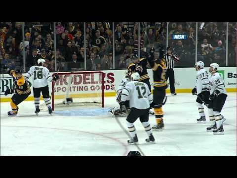 """Dallas Game II"" Bruins-Stars w/SlowMo 2/3/11 1080p HD NESN"