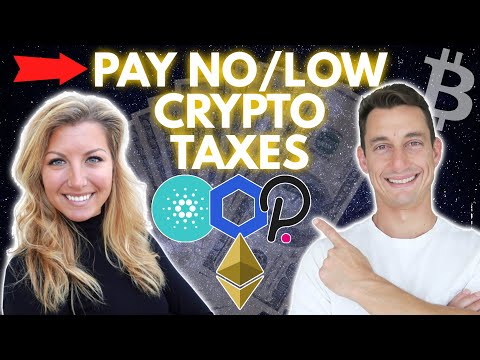 3 WAYS TO PAY NO TAX/LESS TAX ON CRYPTOCURRENCY PROFITS with @Crypto Tips | Crypto Taxes