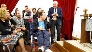 16/11/2012 - Liceo Cecioni, Livorno Studenti di ieri Vs studenti di oggi - Valerio ed Eva