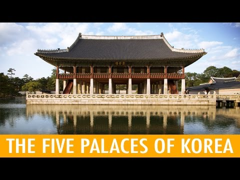 The 5 Grand Palaces of Korea (KWOW #189)