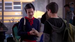 Andi Mack - She's Turning Into You - A letter Not for Andy - CLIP