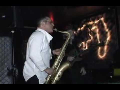 Ivo Perelman, Joe Morris and Gerald Clever - Live at Nublu Jazz Festival 2012