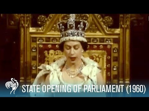 State Opening Of Parliament (1960)