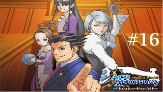 let s play ace attorney justice for all 16 sly as a fox