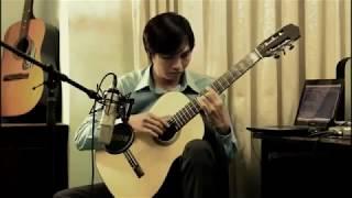 Niệm Khúc Cuối Guitar Solo (Độc Tấu Guitar) - Ngô Thụy Miên - Guitarist Nguyễn Bảo Chương