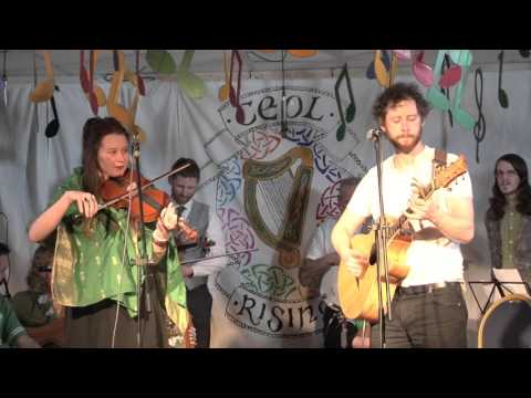 Ceol Rising - DrumshanboTrad Course Concert 2016