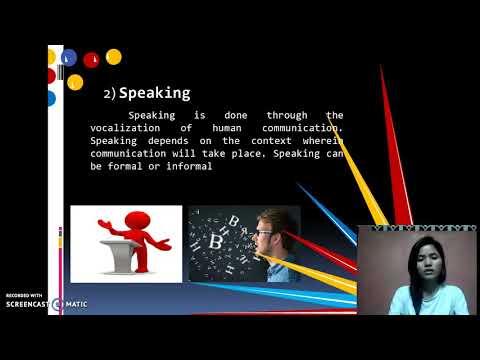 5 Macro Skills And Communicative Competence