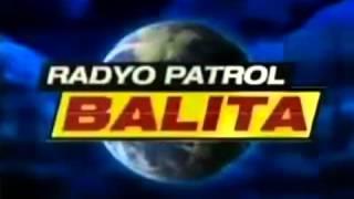 DZMM Radyo Patrol Balita Alas Siyete (Opening Plug)