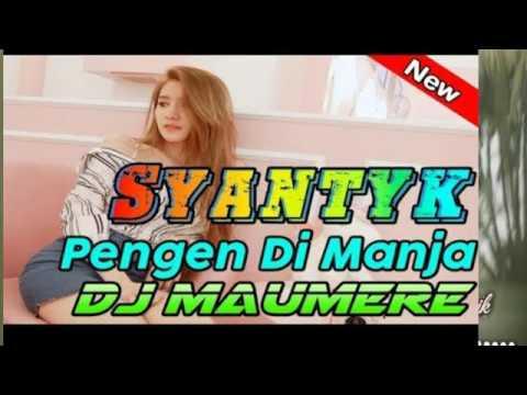 DJ SYANTIK PENGEN DIMANJA || REMIX MAUMERE