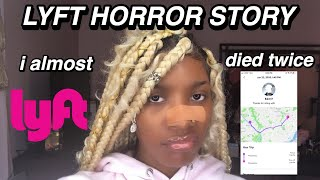 STORYTIME : LYFT HORROR STORY (My Worst Lyft Experience) | Localblackchild
