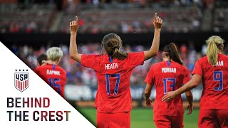 BTC: WNT Dispatches New Zealand 5-0 in St. Louis as Becky Sauerbrunn Comes Home