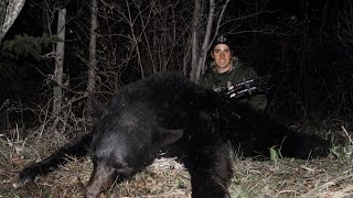 "Archery Black Bear Hunt ""Full Throttle"" - Interlake Outdoors"