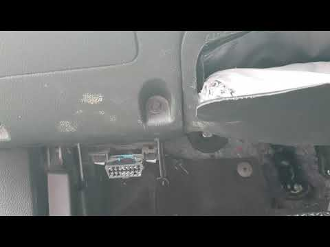 Chevy Cruze 14 15 16 Driver Knee Airbag Replacement
