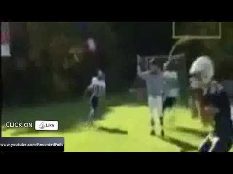 Stupid Football Player