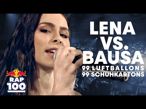 Download Lena & Bausa – 99 Luftballons | Red Bull Soundclash 2019 LIVE | Red Bull Rap Einhundert Mp4 baru
