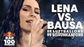 Lena & Bausa – 99 Luftballons & 99 Schuhkartons | LIVE | Red Bull Soundclash 2019