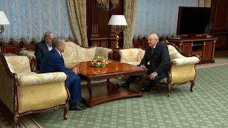 Лукашенко предлагает Сбербанку расширять поле деятельности на белорусском рынке