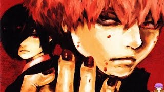 The Blood Stained Hair of Kaneki Ken - Tokyo Ghoul:re