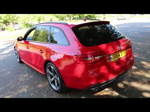 Audi A4 Avant 3.0 TDi Quattro Black Edtion