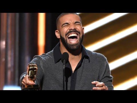 Drake Walks on Water in Billboard Music Awards Performance