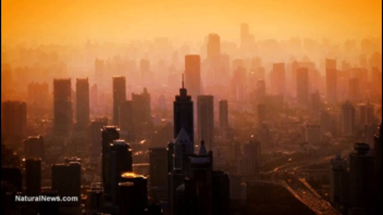 Pollution in big city essay