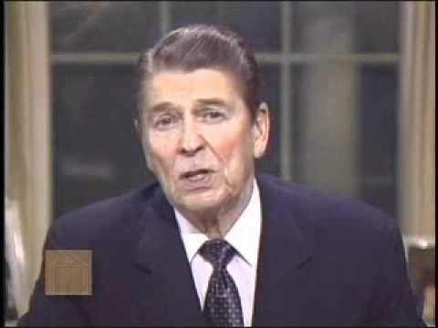 Ronald Reagan Address To The Nation On Iran-Contra