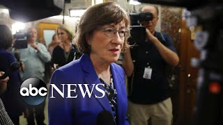 GOP senator calls for Kavanaugh and accuser to both testify on Capitol Hill