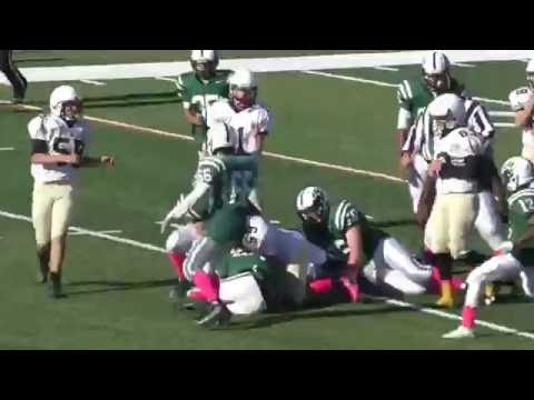 South Brunswick Vikings Vs East Brunswick Bears Freshman 2016