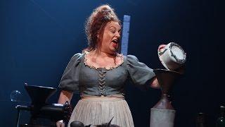 Broadway Is Going Green. Just Ask Les Miserables' Rachel Izen.