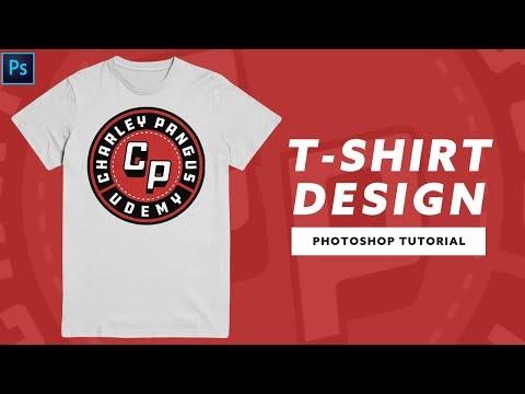 Master T-Shirt Design In Photoshop (Beginner Tutorial)