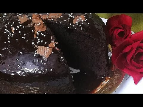 Chocolate Cake Recipe|Easy Chocolate Sponge Cake|basic Chocolate Sponge Cake