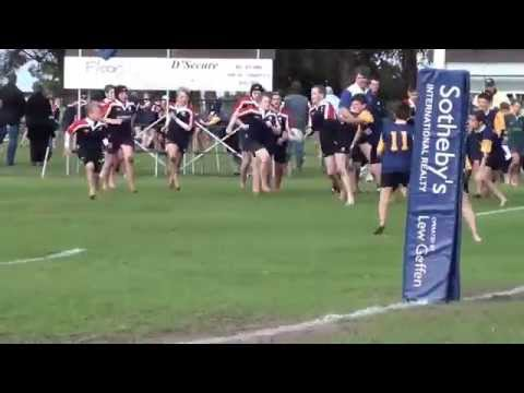 Rugby Eversdal vs Durbanville o/13D