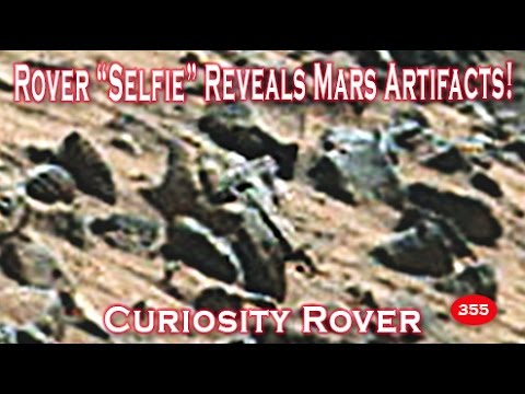 "Mars Artifacts Shown In Amazing NASA Curiosity Rover ""Selfie"" Image!"
